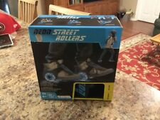 Neon Street Rollers Neon Blue Adjust Strap And Go New In Box Free Shipping