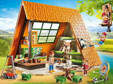PLAYMOBIL® 6887 Camping Lodge - NEW 2016 - S&H FREE WORLDWIDE