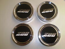 NEW 1980 1981 CHEVROLET CAMARO Z28 Z-28 Wheel Hub Center Caps SET of 4