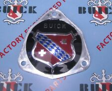 1955 Buick Trunk Plastic Emblem. Buick Shield. OEM #1167473