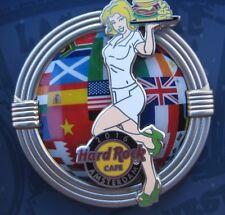 HARD ROCK Cafe / World Burger Tour / Europe / Amsterdam / Pin / P.16*