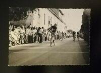 FOTO CICLISMO GROPELLO D'ADDA COPPA BAR SPORT PARENTI SCOTTI SANTINI 1963