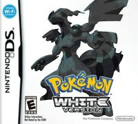 Pokemon White Version - Nintendo DS Game Only