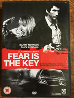 Fear is the Key DVD 1972 Cult Crime Movie Thriller Classic w/ Barry Newman