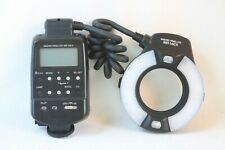 Canon Speedlite Macro Ring Lite MR-14EX TTL Flash EXCELLENT EOS Camera MR14EX