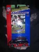 NFL ATLANTA FALCONS ESCALADE MICHAEL VICK CARD  COLLECTIBLES NIP MINT HTF 2005
