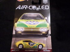 HW HOT WHEELS 2016 CAR CULTURE AIR-COOLED #4 VOLKSWAGEN SP2 YLLW HOTWHEELS VHTF