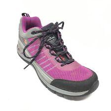Women's Garmont Waterproof Hiking Boots Shoes Size 9 B Purple Gray Outdoor T11