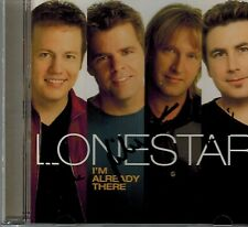LONESTAR - I'M ALREADY THERE - OUT GO THE LIGHTS -  MINT CD - SIGNED