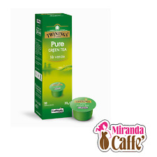 100 Capsule Caffitaly System Pure Green Tea Tè The Twinings Verde