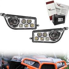Eagle Lights 14-18 Polaris RZR 1000 XP TURBO Chrome LED Headlight Conversion Kit