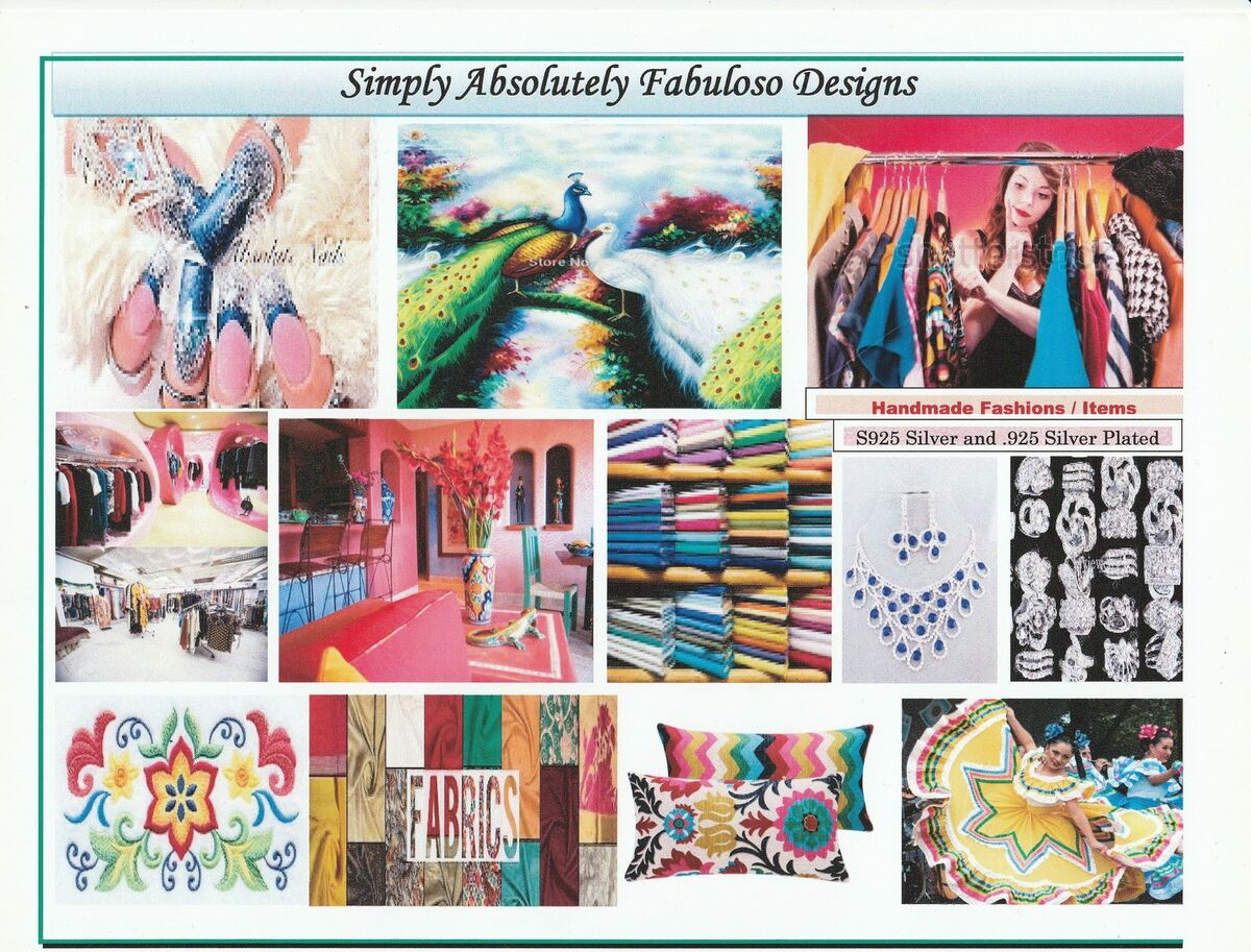 Simply Absolutely Fabuloso Designs