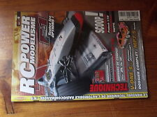 $$a Revue RC Power Modelisme N°5 Formule 1  Vector NT  V-One S  MP7.5  Chassis