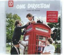 N#W CD album  ONE DIRECTION - TAKE ME HOME 13 TRACK 2012