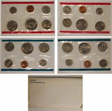 1979 Us Mint Set (Ogp) with Susan B Anthony dollar 12 coins