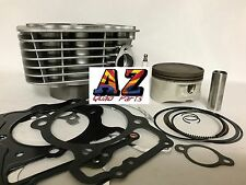 TRX400EX TRX 400EX 85mm Stock Standard Bore Cylinder Top End Rebuild Kit Piston