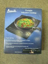 Avanti Ihp1800L1B-Is 1800W Portable Induction Cooktop, Black