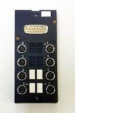 FESTO MPV-E/A08-M8 177669 MULTI PIN PLUG DISTRIBUTOR