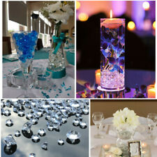 DIAMANT DE TABLE TRANSPARENT A REFLET 30GR/ DECORATION FETE DE MARIAGE CONFETTIS