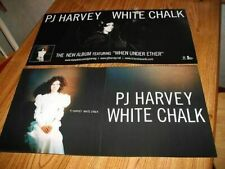 PJ Harvey White Chalk cd/lp very rare promo Poster indie rock NEW FREE USA SHIP!