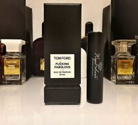 Tom Ford Fucking Favolosi 10ml Edp Campione Twist&spray Viaggio Bottiglia