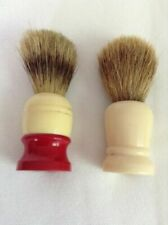 Brocha de afeitar vintage