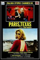Paris, Texas Movie POSTER 27 x 40 Harry Dean Stanton Nastassja Kinski, Italian A