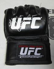 Cat Zingano Signed Official UFC Fight Glove PSA/DNA COA Autograph 200 184 178 17