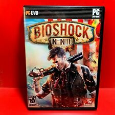 Bioshock: Infinite (PC DVD-ROM, 2013) Complete