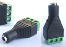 5PCS Stereo 3.5mm Female socket Terminal Binding Post for Screw Audio Headphones