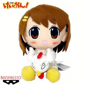 K-on Buin Boshu animal plush peluche figure Banpresto Yui