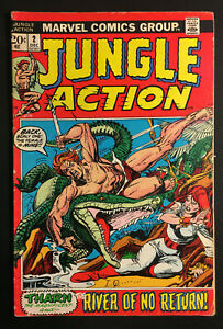 JUNGLE ACTION 2 BUSCEMA STAN LEE LORNA QUEEN LEOPARD GIRL 1 COPY BLACK PANTHER