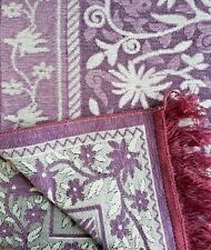 Prayer Mat Islamic Sejadah Plum purple standard size Ideal gift Ramadan Eid