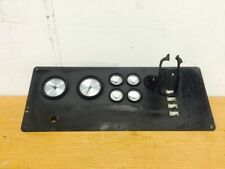 * 1998 Bayliner Capri 192 6 INSTRUMENT Panel with GAUGES and switches