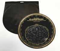 The Miller Planisphere 1988 Datalizer Star Map 40 degrees North constellations