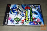 Sonic Riders: Zero Gravity (PlayStation 2, PS2 2008) FACTORY SEALED! - RARE!