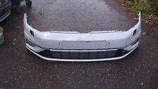 Stoßstange / Stoßfänger für VW Golf 7 Facelift vorne 5G0807221FL Weiss