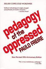 Freire, Paulo; Ramos, Myr .. Pedagogy of the Oppressed