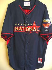MLB Majestic Cool Base 2014 All Star Game National Baseball Jersey Size 48 (XL)