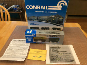 "K-Line O Train RARE ""Safety Award"" Conrail LIVERNOIS Sleeper Passenger Car CR 11"