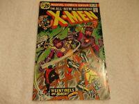 Uncanny X-Men #98, FN 6.0, Storm, Wolverine, Cyclops, The Sentinels!