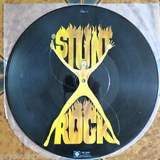 SORCERY – STUNT ROCK  Promo Picture Disc  OST  Mie 006