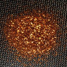 100g XL Metal Flakes Dark Gold Auto Car Tuning Effektlack Pigment 0,6mm