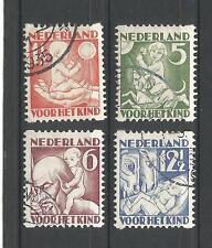 NVPH NR. R 86-89 GEBRUIKT ROLTANDING  CAT.WRD. 35,00 EURO 10