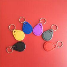 5Pcs RFID 125KHz Writable Rewrite EM4305 Tag Card Keyfobs Key Proximity Token