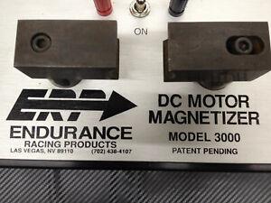 RARE VINTAGE ERP ENDURANCE RACING PRODUCTS DC MOTOR MAGNETIZER MODEL 3000