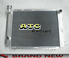 For Holden Commodore VB/VC/VH/VK V8 1979-1986 Manual 3 Row Aluminum Radiator