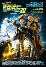 Back To The Future 3 Movie Poster #01 24x36
