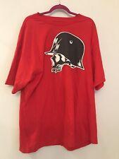 Metal Mulisha Red Skull Helmet T Shirt XXL