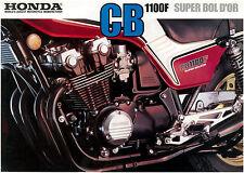 repair manuals literature ebay rh ebay com Honda CB1100 Aftermarket 1983 CB1100F